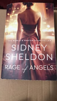 Rage of angels by sidney sheldon Brampton, L6P 3G9
