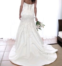 Mori Lee Wedding Dress Size 6