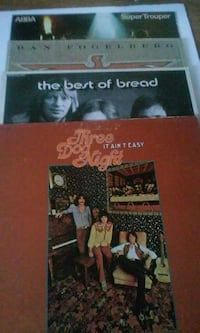 4 Rock and roll albums Walkersville, 21793