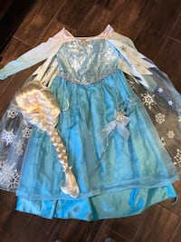 Genuine Elsa Dress New Westminster, V3L 2V2