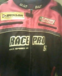 Bilt race pro riding jacket 1944 mi