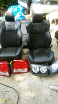2012 Charger seats Detroit, 48204