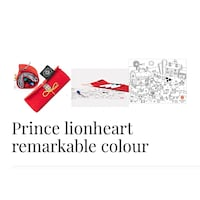 BNIP PRINCE LIONHEART RE-MARKBLE COLOUR & DRAW SILICONE PLACEMAT  Toronto, M6N 4P4