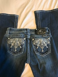 Miss me's size 26 boot cut  Redding, 96002