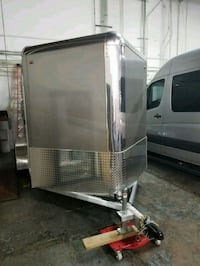 ALUMINIUM TRAILER (ALL ALUMINIUM) Addison, 75001