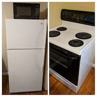 Electric stove, refrigerator and microwave