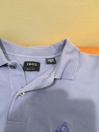 Meduim  Izod Knit Shirt Rockville, 20850
