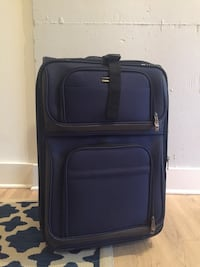 Brand new, never used Traveller's Choice suitcase, 26in. Price negotiable. Washington, 20024