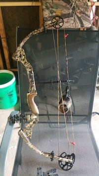 Compound bow 31 inch draw