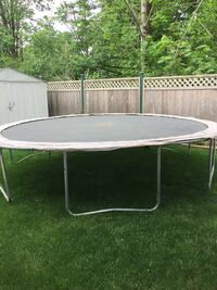 14 ft Trampoline in very good condition Abbotsford, V2T 6S8