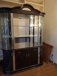 China cabinet armoire