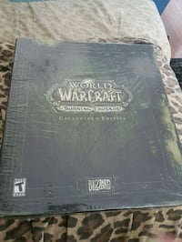 World of warcraft the burning crusade collectors a Ottawa, K1T 3L8