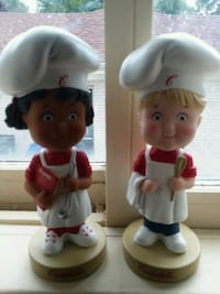 Set of Campbell soups bobble head Kokomo, 46901