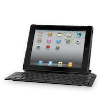 Logitech fold up keyboard & stand for iPad  Hanover, 21076