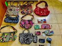$5 Vera Bradley purses $2 wallets in perfect condition  Owings Mills, 21117