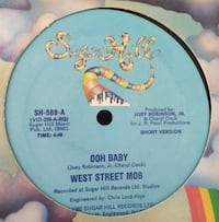 Vinyl Record: West Street Mob