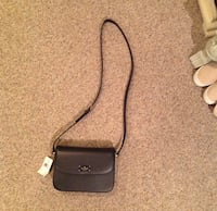Brand new black Kate spade cross the body purse with tags attached