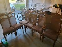 Dining Chairs Set of 6 Centreville, 20120