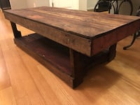 Hand crafted Pallet wood coffee table  Nashville, 37217