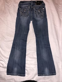 Miss Me Girls jeans. Size 8. West Point, 31833