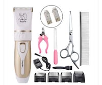 BNIB Pet Dog Cat Professional Cordless Grooming Trimmer Clipper Whitchurch-Stouffville, L4A 0X8