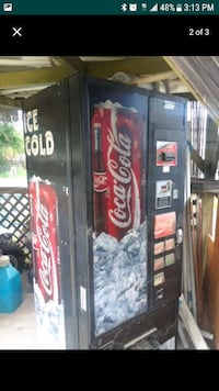 Coke machine  San Diego
