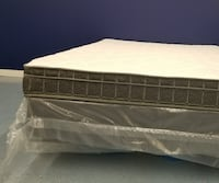 Full Set Mattress And Box Spring