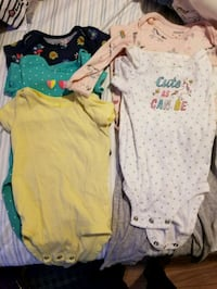 Baby Girls clothes, sized 9 months Lynwood, 90262