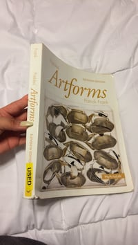 Artforms 11th edition