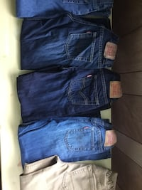 Boys jeans size 7 and 7x   Good shape Georgetown, 29440
