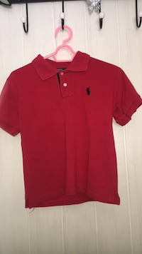 Polo rouge Polo by Ralph Lauren Pavilly, 76570