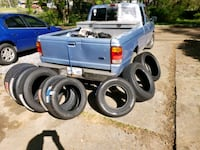New tires for sale or trade Jackson, 39209