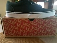Vans Atwood (canvas) size 9