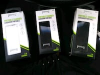 two black and white smartphone cases Charles Town, 25414