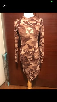 Brand new camo tunic/ dress  Toronto, M2N 4S1