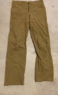 Arcteryx hiking pants. REI 21 mi