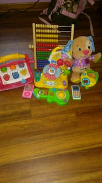 Gently used baby toys (all)