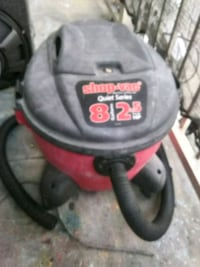 red and black Craftsman wet and dry vacuum cleaner Los Angeles, 90003