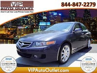 Acura TSX 2008 Maple Shade