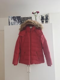 Red xs winter jacket Toronto