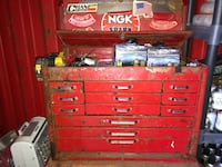 red Matco Tools tool chest Cresskill, 07626