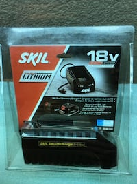 SKIL 18V Power Tool Battery Charger Lithium-Ion Ni-Cd Smart System SC118C-LI NEW Waynesboro