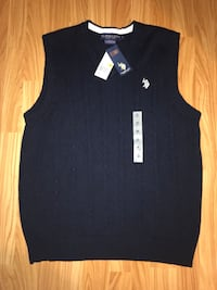Polo sweater vest - BRAND NEW SF