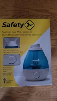 Safety 1st humidifier