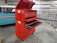 red metal toolbox snap-on heritage Knoxville, 21758