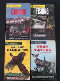 The Field & Steam Guide to Books lot of 4 Phoenix, 85050