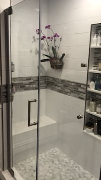 Shower renovation free estimate For booking and details  [TL_HIDDEN] . Pickering, L1W 3H8