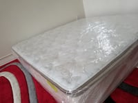 Save $$$ On New King Mattress + Free Box spring Coquitlam