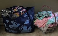 Toddler girl clothes mainly 2T and 24mos