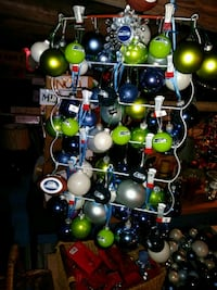 Seahawks Christmas ornaments Rochester, 98579